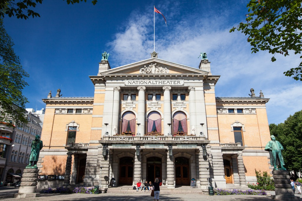 Théâtre national d'Oslo
