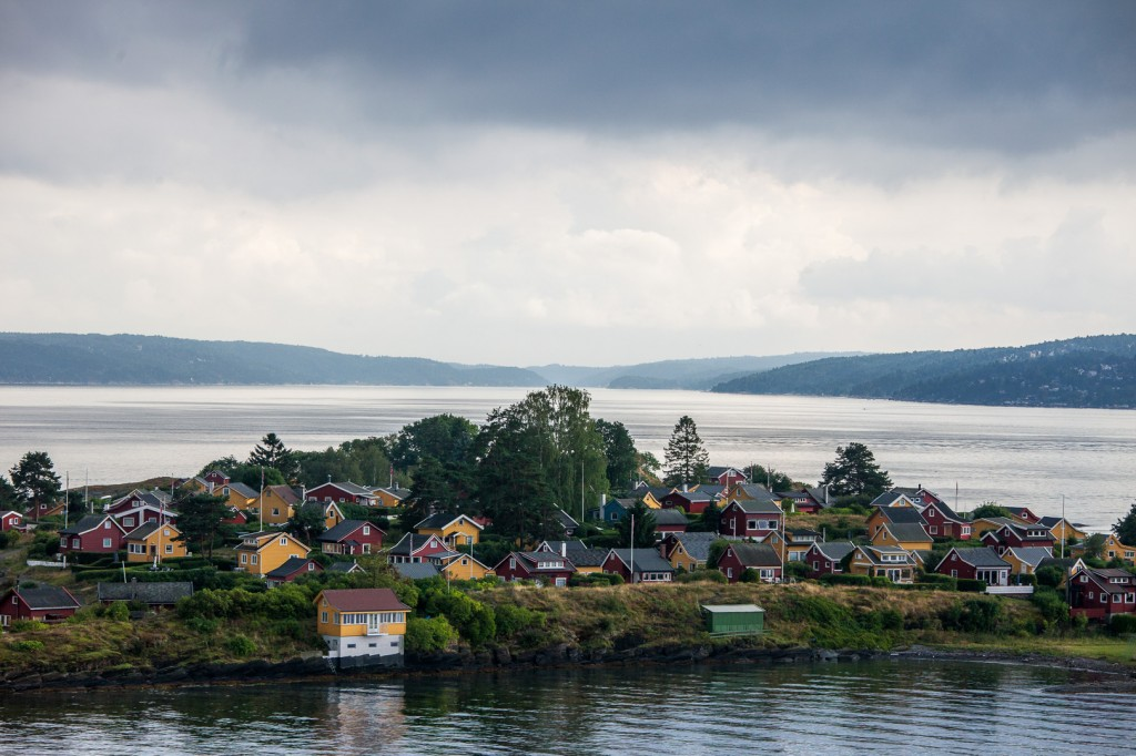 Fjord d'Oslo