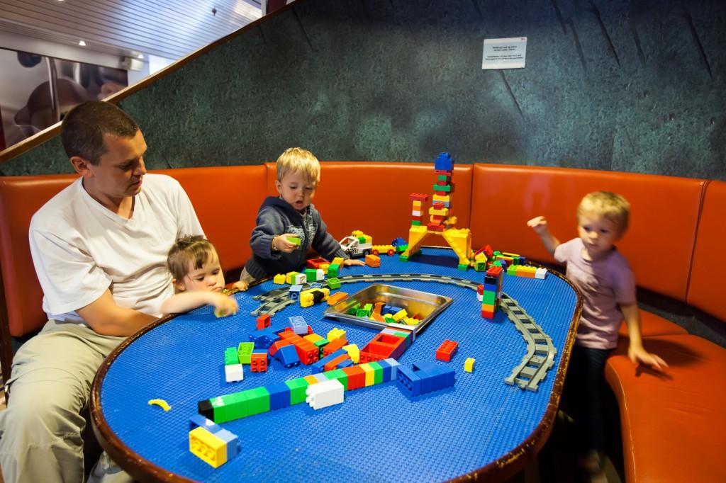 Table à Lego