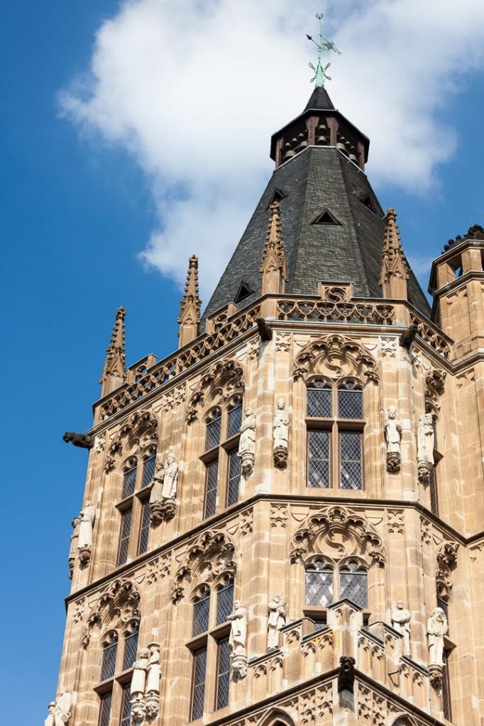 Hôtel de ville de Cologne