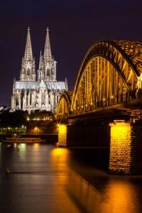 Pont Hohenzollern
